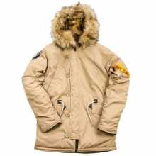 Парка Nord Denali N3B Oxford Mk. 2.0 Compass Tigers Eye/Olive